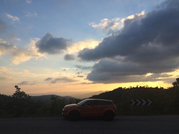 tramonto evoque
