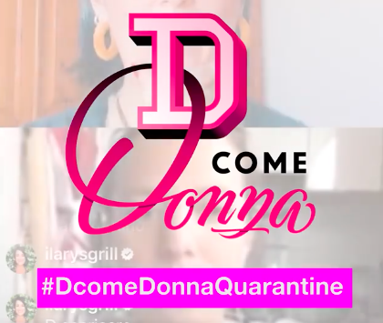 #DcomeDonnaQuarantine – Musei e arte a tempi del virus
